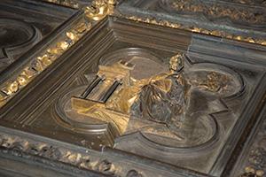 & The North Door - The Restoration of the North Door by Lorenzo Ghiberti